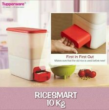 Tupperware 10 KG RICE SMART KEEPER NEW SMART PRODUCT