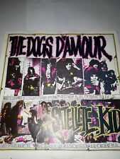 The Dogs Damour , Satelite Kid 7""