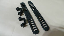 2X THULE OMNISTOR OMNIBIKE V2002 CYCLE RACK RUBBER SECURING STRAPS
