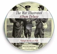 War Illustrated Album Deluxe ☆☆ World War 1 WW1 ☆☆ COMPLETE 10 Volumes on DVD 73