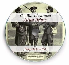 War Illustrated Album Deluxe - World War 1 WW1 History Book 10 Volumes on DVD 73