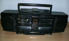 Vintage JVC PC-X300 Boombox AM/FM Radio Cassette Recorder CD Player  JAPAN
