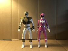 Hasbro Mighty Morphin Power Rangers Lightning Collection White / Pink Ranger