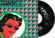SWIFT - Feel good CD SINGLE 2TR Dutch Cardsleeve 1998 House