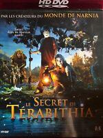 HD DVD - LE SECRET DE TERABITHIA - monde de narmia