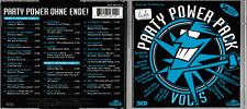 Party Power Pack- Vol.5 -36 Fetenhits-u.a.Uriah Heep,Soulsister,Wham 2er CD-Set