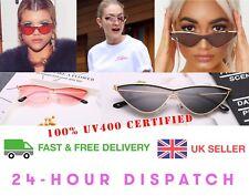 Extreme Cat Eye Designer Specs Fashion Sunglasses 90s Vintage Retro Gigi Hadid