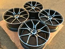 18 Black Altima Maxima 240sx 300Zx 350Z 370z Murano Quest Nismo Wheels Rim NEW