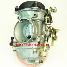 Carburetor Keihin CVK 34, manual choke lever. New, Genuine, Made in Japan.