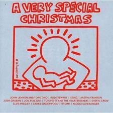 A VERY SPECIAL CHRISTMAS ICON CD NEW John Lennon Rod Stewart Sting Josh Groban