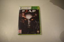fear 3 F.E.A.R. F.3.A.R. xbox360 xbox 360 neuf