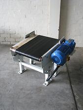 Small Motorised Conveyor - 0.5m long White
