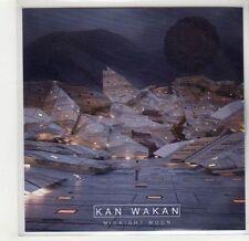(GF753) Kan Wakan, Midnight Moon - 2014 DJ CD