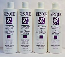 Resque Ultimate Styling & Sculpting Lotion 16oz (4 pack)