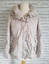 BEXLEYS Women Autumn Hooded Coat Jacket SIZE UK 14 EUR 42 Polyester