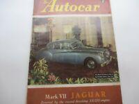THE AUTOCAR,     JUNE 29 1951    LQQK !!!!!!!! VINTAGE  MAGAZINE