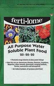 Fertilome Water Soluble Plant Food 8 oz