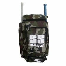 Ss Cricket Kit Bag Camo Duffle combo + exp shipping