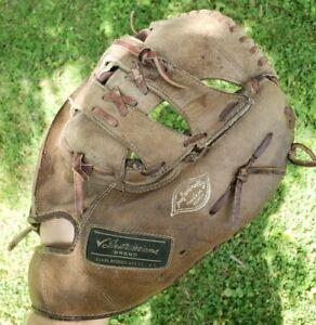Vintage Ted Williams Baseball Glove 16174 steering glove professional sears flex