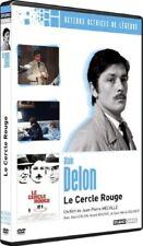 LE CERCLE ROUGE - YVES MONTAND - ALAIN DELON - BOURVIL (DVD)