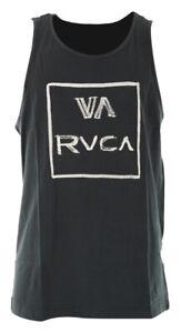 RVCA DRY BRUSH Tanktop 2021 pirate black Shirt Tank-Top Ärmellos