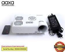 AAXA M4 Mobile LED Mini Theater Projector, 800 Lumens, 1280 x 800 (Refurbished)