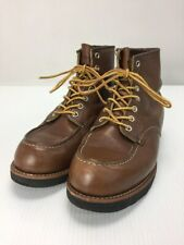 Secondhand Red Wing Boots/8852/Classic Moc Toe Shoes