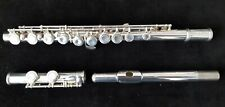 Trevor James Flute 10x ii - Fully serviced with  new case