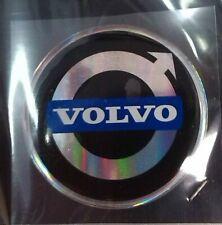 Adesivo coprimozzo ruota ruote centro cerchione in resina 3D Volvo