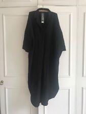 Black Abaya Burka Long Dress