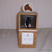 Border Fine Arts Cob Horse Moneybox and Picture Frame