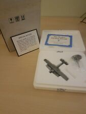 Franklin Mint The Worlds Greatest Aircraft Sikorsky Grand Pewter Plane