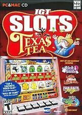 IGT Slots Texas Tea PC Games Windows 10 8 7 XP Computer gambling casino machines