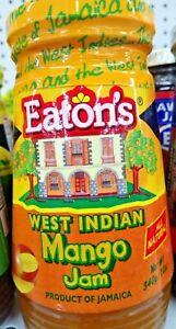 Jamaican Mango Jam 340 grams / 12 Oz