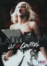 LADY GAGA - Out Of Control - DVD - 2011