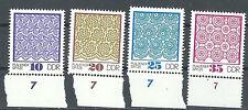 DDR  Mi 1963/6, Plauener Spitze(III), postfr.,  1974