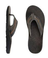 Sandali e scarpe casual per il mare da uomo marrone camoscio