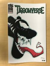 TIGGOMVERSE #1 What If Scottie Young Homage DRESS Variant by Marat Mychaels