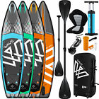 KESSER® SUP Board Set GTX mit Sitz Stand Up Paddle aufblasbar Surfboard Paddling - Best Reviews Guide