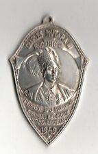 Congo Belge Médaille-souvenir de la visite du M-wami du Ruanda en 1949