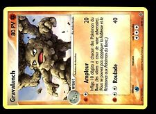POKEMON DRAGON (EX) UNCO N° 30/97 GRAVALANCH