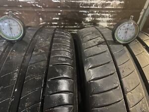 2x 205/55/R17 Michelin Primacy 3