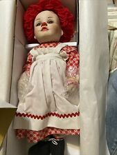 """Mopsy Twins Series - Marie Osmond - 18"""" Tall - Rag dolls"""
