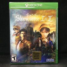 Shenmue I & II 1 & 2 (Xbox One) BRAND NEW Region Free / In Stock