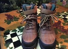 Woman's Ralph Lauren Polo Sport Duck Boots Size 7B. Good Condition