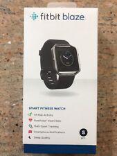 New! Fitbit Blaze FB502SBKS Smart Fitness Watch Black Small *Free Shipping*