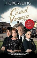 The Casual Vacancy: TV Tie In, Rowling, J.K. | Paperback Book | Acceptable | 978