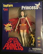 Princess Toyfare Battle of the Planets figure GATCHAMAN Jun Diamond Toys MIB
