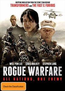 Rogue Warfare DVD