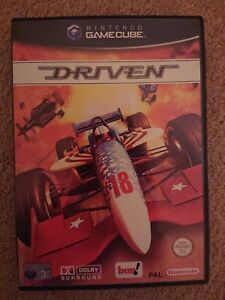 Driven Nintendo Gamecube Game Cube Formula 1 F1 racing Wii PAL COMPLETE